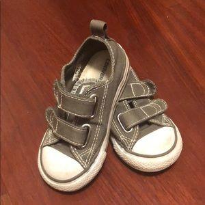 Toddler  Velcro Chuck Taylors
